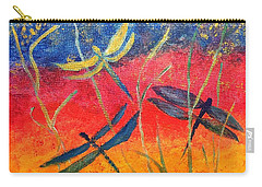Dragonfly Fantasy Flight Carry-all Pouch