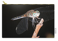 Dragonfly Night Flier Carry-all Pouch