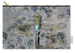Dragonfly Reflections Carry-all Pouch
