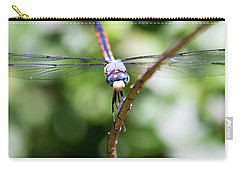 Dragonfly Watching Carry-all Pouch