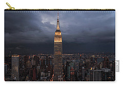 Drama In The City  Carry-all Pouch