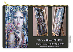 Drama Queen 301109 Carry-all Pouch
