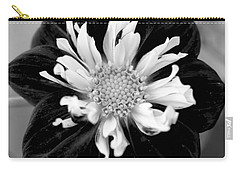 Carry-all Pouch featuring the photograph Drama Queen by Corinne Rhode