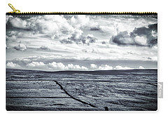 Carry-all Pouch featuring the photograph Dramatic Landscape  by RKAB Works
