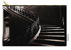 Dramatic Stairway Scene  Carry-all Pouch