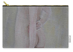 Draped Nude Carry-all Pouch