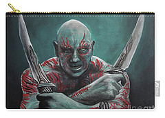 Drax The Destroyer Carry-all Pouch