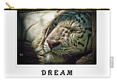 Dream Bigger Carry-all Pouch