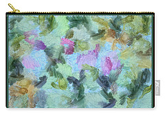 Dream Bigger Carry-all Pouch by Trish Tritz