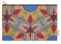 Dream Catcher IIi Carry-all Pouch by Maria Watt
