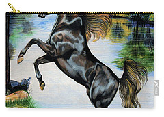 Dream Horse Series 3015 Carry-all Pouch by Cheryl Poland