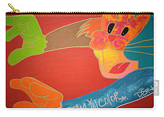 Dream In Color Carry-all Pouch