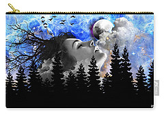 Dream Is The Space To Fly Farther Carry-all Pouch