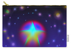 Dream Like A Super Star Carry-all Pouch
