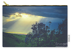 Carry-all Pouch featuring the photograph Dream Of Mortal Bliss by Sharon Mau