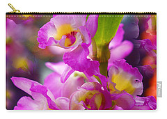 Carry-all Pouch featuring the photograph Dream Of Spring by Byron Varvarigos