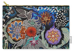 Dream Of The Spirit Guide Carry-all Pouch