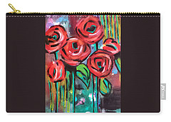 Dream Roses Carry-all Pouch