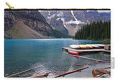 Moraine Lake, Ab  Carry-all Pouch