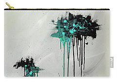 Carry-all Pouch featuring the painting Dreamers by Carmen Guedez