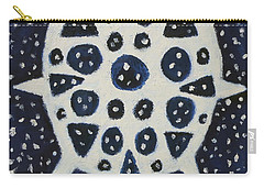 Carry-all Pouch featuring the painting Dreamflake by Artists With Autism Inc