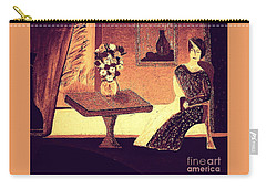Dreamin In Lyon By Bill O'connor Carry-all Pouch by Bill OConnor