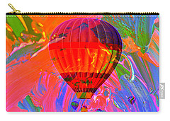 Carry-all Pouch featuring the photograph Dreaming Across The Sky by Jeff Swan