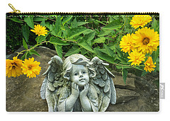 Dreaming Angel Carry-all Pouch