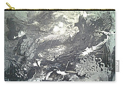 Dreaming In Black And White Carry-all Pouch