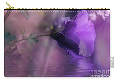 Dreaming In Purple Carry-all Pouch