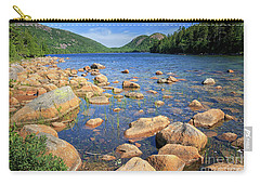 Dreaming Of Acadia Carry-all Pouch