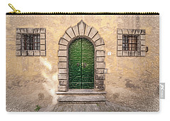 Dreaming Of Cortona Carry-all Pouch