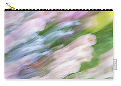 Carry-all Pouch featuring the photograph Dreaming Of Flowers 1 by Marilyn Hunt