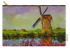 Dreaming Of Holland Carry-all Pouch