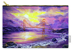 Dreaming Of San Francisco Carry-all Pouch