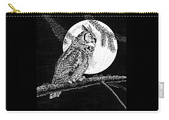 Dreaming Of The Night Carry-all Pouch