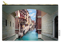 Dreaming Of Venice Carry-all Pouch