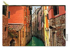 Dreaming Of Venice  Carry-all Pouch by Carol Japp