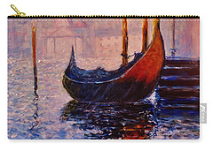 Dreaming Of Venice.. Carry-all Pouch