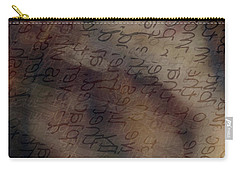 Dreaming Of Words Carry-all Pouch