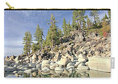 Carry-all Pouch featuring the photograph Dreaming Pond by Sean Sarsfield