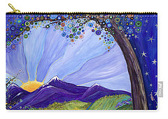 Dreaming Tree Carry-all Pouch by Tanielle Childers
