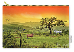 Carry-all Pouch featuring the photograph Dreamland by Charuhas Images