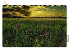 Carry-all Pouch featuring the photograph Dreamland by Rose-Marie Karlsen