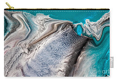 Dreams Like Ocean Carry-all Pouch