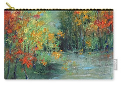 Dreams Of Autumn #1 Paradise On Pontchartrain Carry-all Pouch