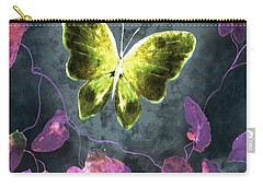 Dreams Of Butterflies Carry-all Pouch