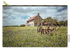 Carry-all Pouch featuring the photograph Dreams Of Long Ago by Linda Unger