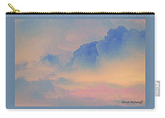 Dreams Of Spring 3 Carry-all Pouch by Steve Warnstaff