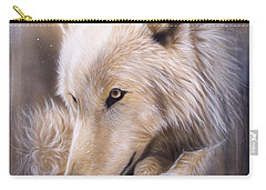 Dreamscape - Wolf Carry-all Pouch